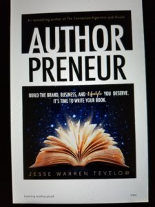 authorpreneur cover