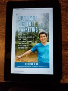 Authentic Content Marketing