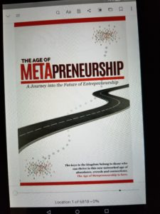 The Age of Metapreneurship